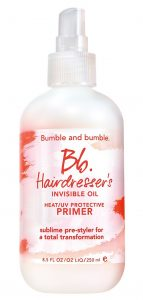 Bumble and Bumble Hairdresser's Invisible Oil HeatUV Protective Primer