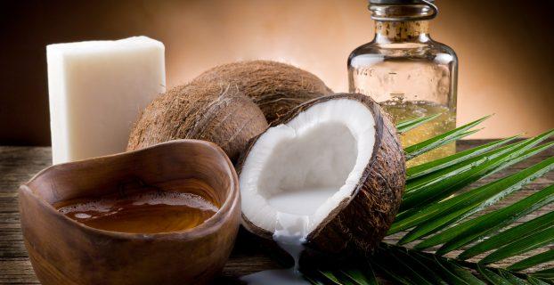 kosmetyki z olejem kokosowym