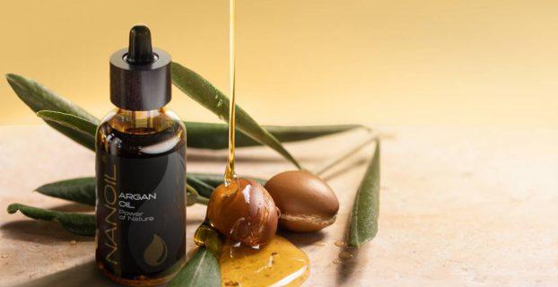olej arganowy nanoil